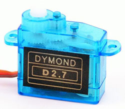 Dymond D2.7 JR