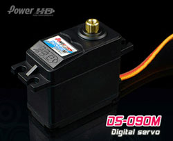 Power HD DS-090M