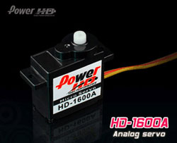 Power HD HD-1600A