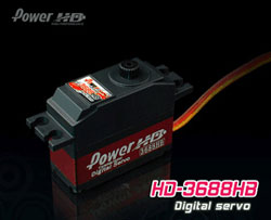 Power HD HD-3688HB