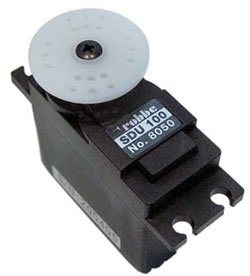 Robbe sdu 100 servo specifications and reviews for 100 kg servo motor