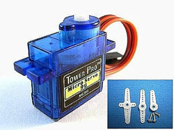 Towerpro sg90 servo specifications and reviews for Servo motor specifications pdf